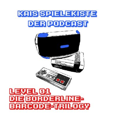 Level 01 - Die Borderline-Barcode-Trilogy