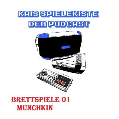 Brettspiele 01 - Munchkin